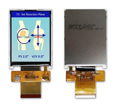 NHD-2.4-240320CF-CTXI#-F by NEWHAVEN DISPLAY