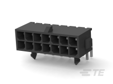 4-794618-4 by TE Connectivity / AMP Brand