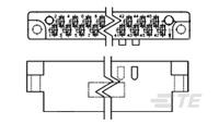 5-582151-5 by TE Connectivity / AMP Brand