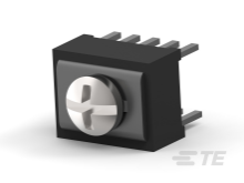 55556-4 by TE Connectivity / AMP Brand