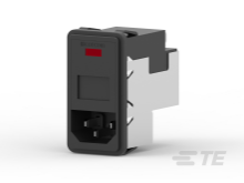 PS00XDSXA by TE Connectivity / Corcom Brand