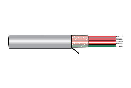 65905-SL001 ALPHA WIRE | Heat Shrink