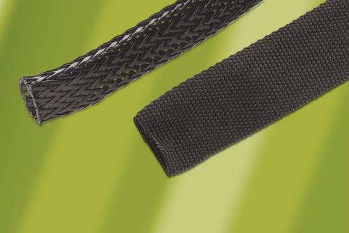 Negro Pk100 h75x25 negro Sleeving 7,5 mm Hellermann Tyton