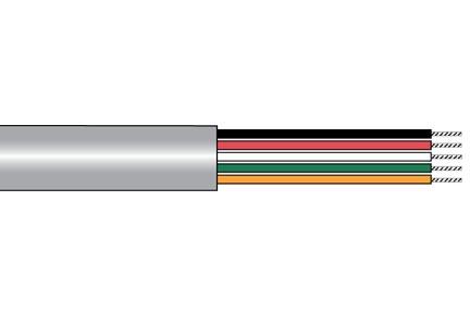 1181/20C-SL005 ALPHA WIRE | Cable Multi-Conductor
