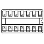 2-382568-0 by TE Connectivity / AMP Brand
