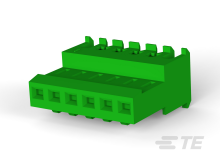 3-640623-6 by TE Connectivity / AMP Brand