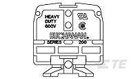 0250 by TE Connectivity / Buchanan Brand