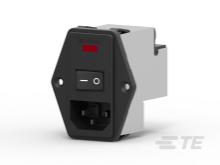 PE0SXSH6B by TE Connectivity / Corcom Brand