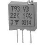 T93XA-500R-10% by DALE