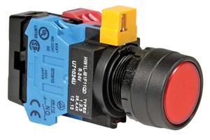 HW1L-M1F02QD-R-24V by IDEC